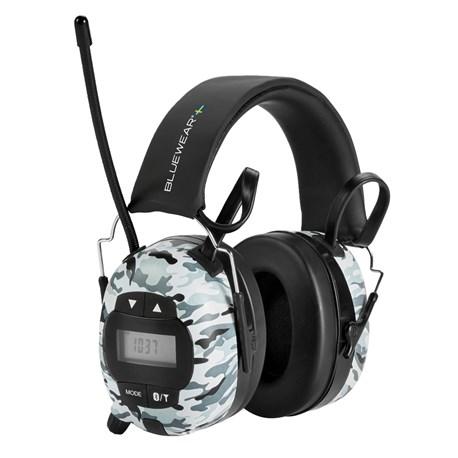 Hørselvern med Bluetooth  30af723435381