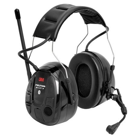 Hørselvern med Bluetooth   PELTOR WS Alert XP   Jula