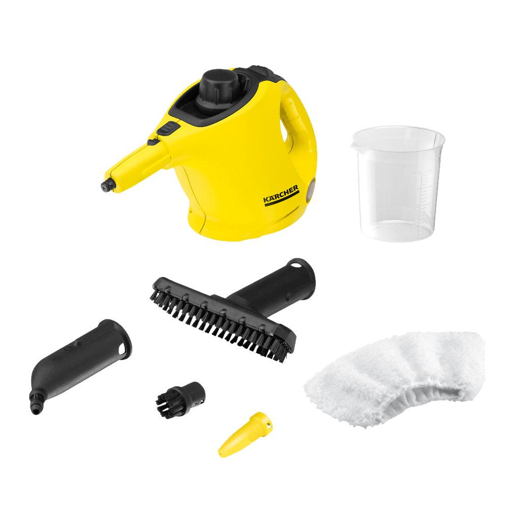 Dampvasker 7 deler | Håndholdt | KÄRCHER SC 1 | Jula