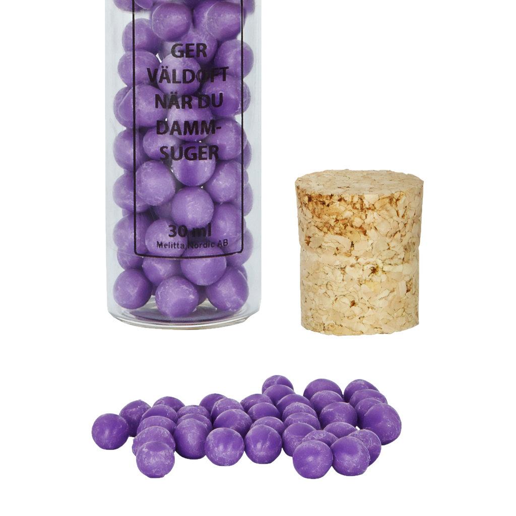 Duftkuler for støvsuger Lavendel