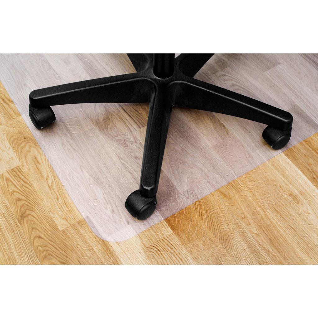 gulvbeskytter eller matte for å ha under kontorstol oppå
