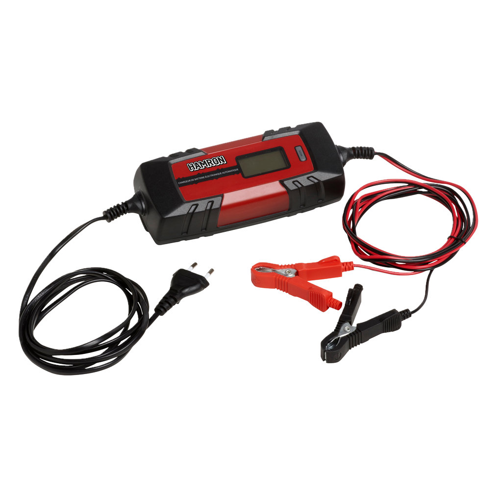 Batterilader | Rekondisjonering | HAMRON | Jula