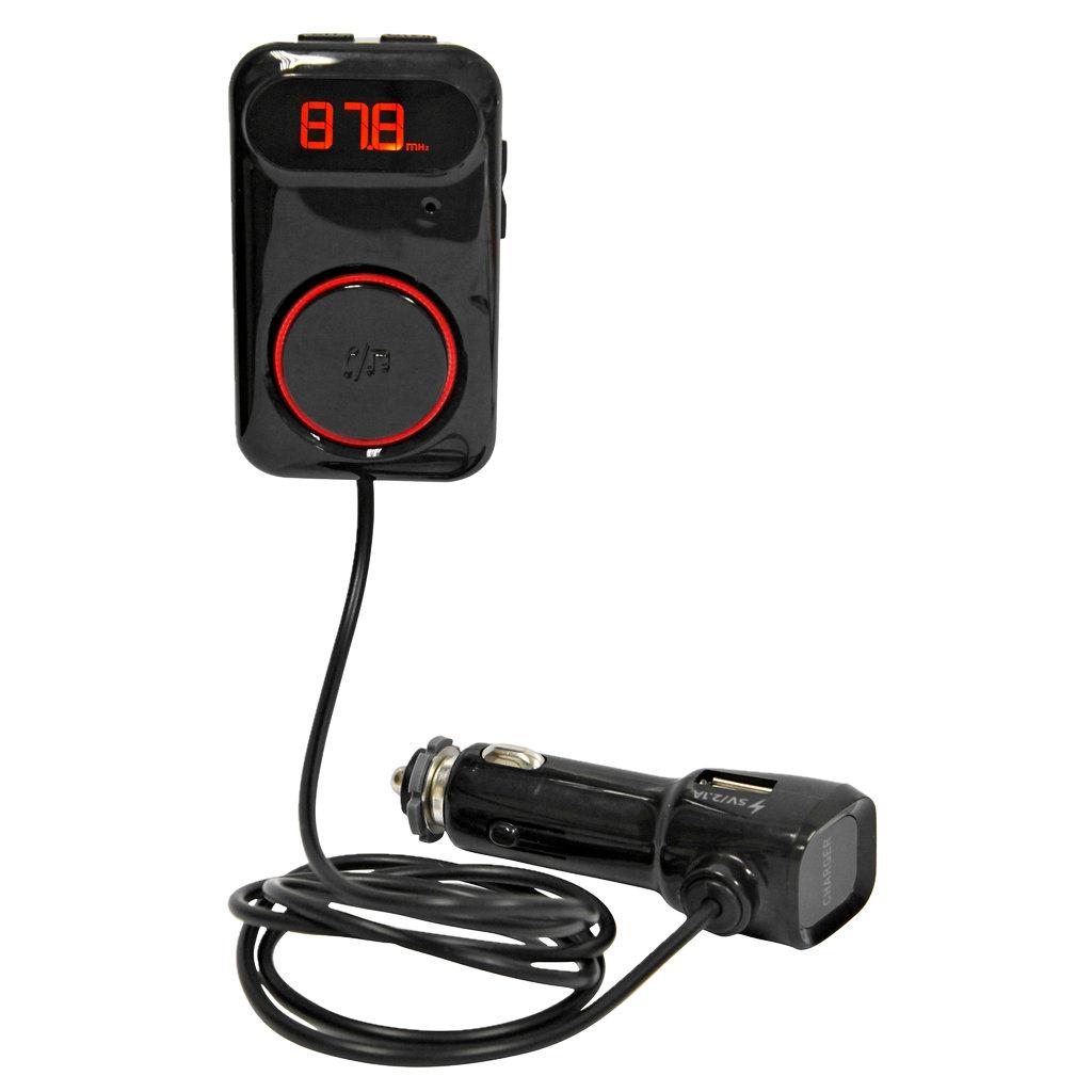 FM sender | Bluetooth tilkobling | NEDIS | Jula