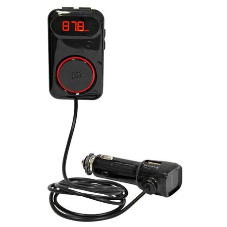 Massivt FM-sender | Bluetooth-tilkobling | HAMRON | Jula AN05