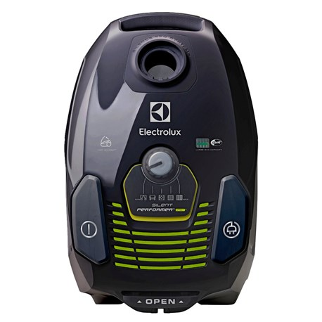 Splitter nya Støvsuger | ELECTROLUX Silent Performer Green | Jula FD-24
