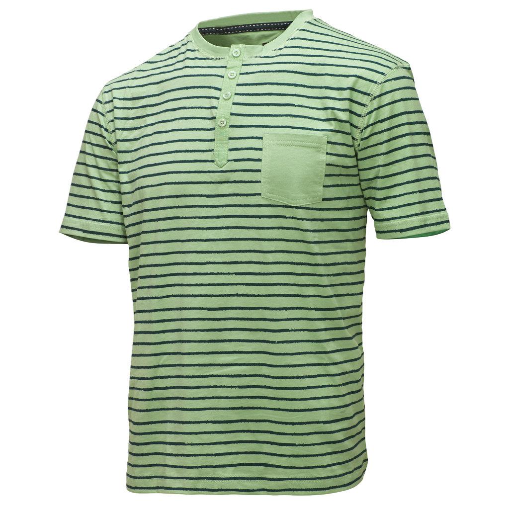 T skjorte | Hvite kontrastsømmer | BLUE WEAR Towing | Jula