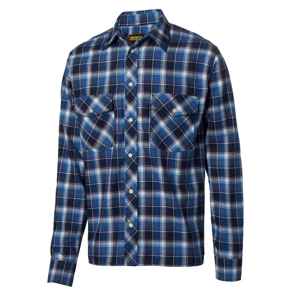 Flanellskjorte | BLUE WEAR | Jula