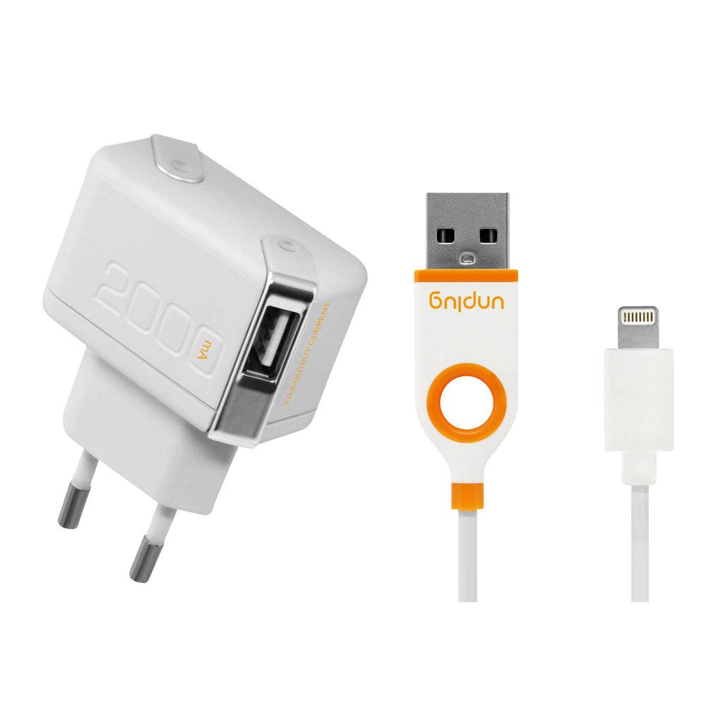 Billader | UNPLUG iPhone 55S5C | Jula